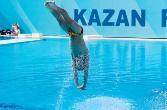Казань примет чемпионат мира по плаванию на короткой воде