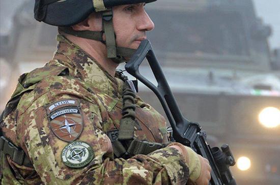 Датских солдат, которые будут служить у границы РФ, обучат методам информационной войны