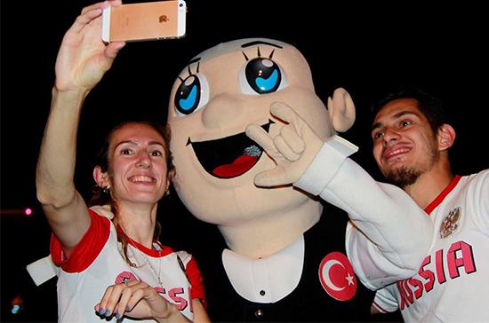 В Турции стартуют Игры для неслышащих спортсменов