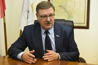 Косачев: Москве придется принимать ответные меры по дипсобственности США