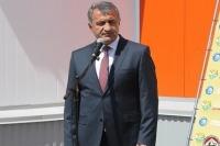 Президент Южной Осетии Бибилов назвал провокацией визит Порошенко к границам республики