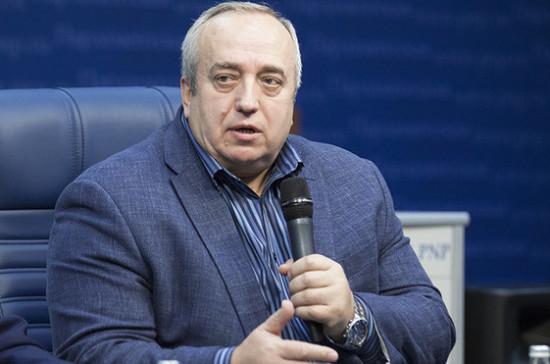 Порошенко загнал Украину в новый энерготупик закупками угля в США — Клинцевич