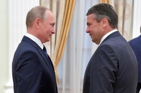 Глава МИД Германии рассказал, за что ценит переговоры с Путиным