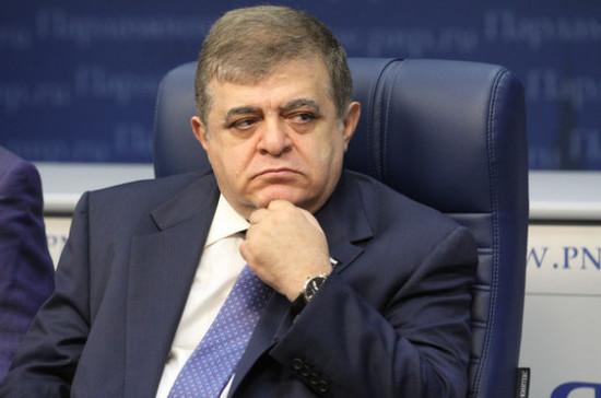 Возможность создания Малороссии надо внимательно изучить — сенатор Джабаров