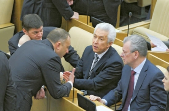 Депутаты ответили на американский произвол