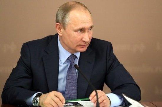 Путин потребовал отврио руководителя Марий Элразобраться сжалобами граждан