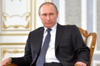 Президент России поблагодарил Израиль за осуждение сноса памятников советским солдатам в Европе