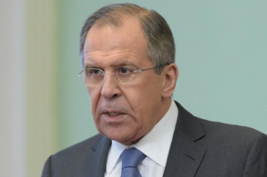 Россия выступает за урегулирование ситуации вокруг Катара через диалог — Лавров