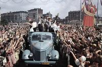 Когда СССР познакомился с миром