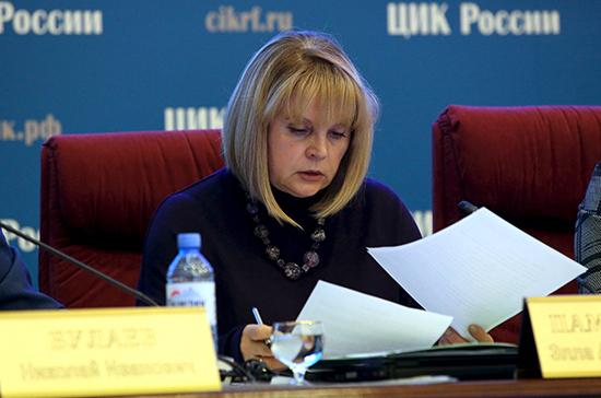 Элла Памфилова рассказала о беспрецедентных мерах прозрачности выборов