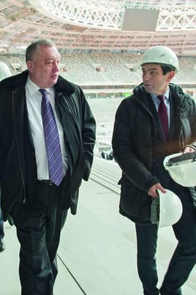 Футбол в России больше, чем футбол