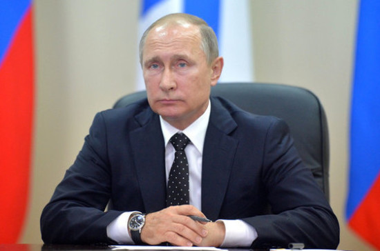 Путин одобрил заявление МИД РФ по санкциям США
