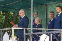 Делегация России поздравила российских миротворцев с 25-летием начала миссии в ПМР