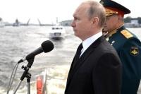 ВМФ отвечает на новые вызовы — Путин