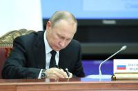 Путин подписал закон о «лесной амнистии»