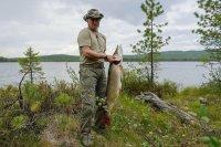 Путин остановится в Сибири порыбачить
