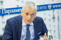 Геннадий Онищенко: McDonalds должен перейти на русское меню