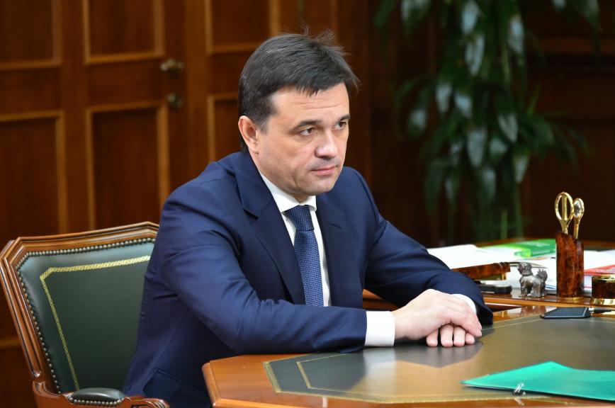 80 тыс. подъездов планируется отремонтировать вобласти затри года— Губернатор Подмосковья