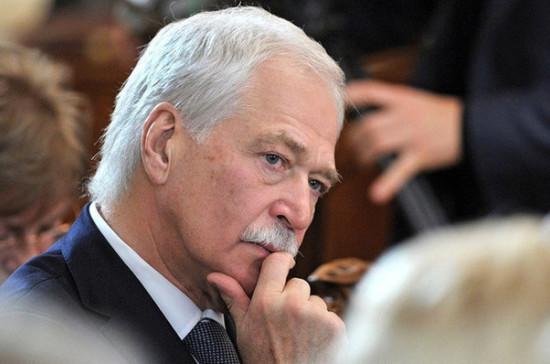 Грызлов назвал тревожным сигналом увеличение Киевом военных расходов