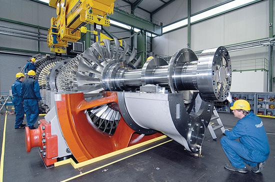 Siemens подсчитал убытки из-за скандала скрымскими турбинами