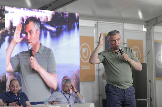 Володин: российская экономика вышла из кризиса