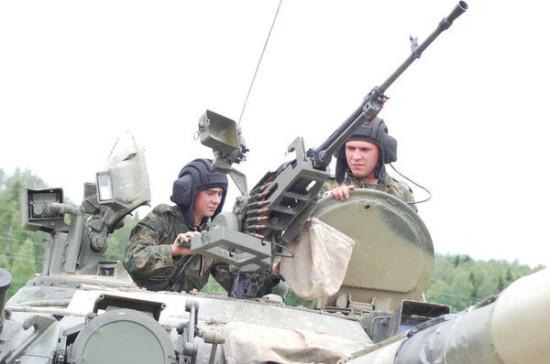 Минобороны России сформировало уникальную мотострелковую дивизию