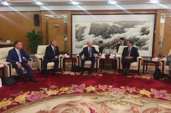 Сенатор Щетинин: во время рабочего визита в КНР наметились новые пути межпарламентского сотрудничества