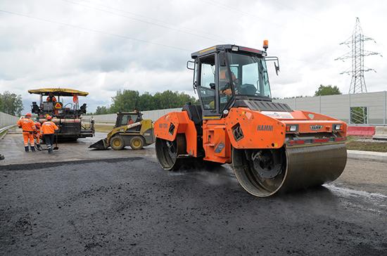 Медведев: Настроительство дороги «Таврида» в 2018 выделят 14 млрд руб.