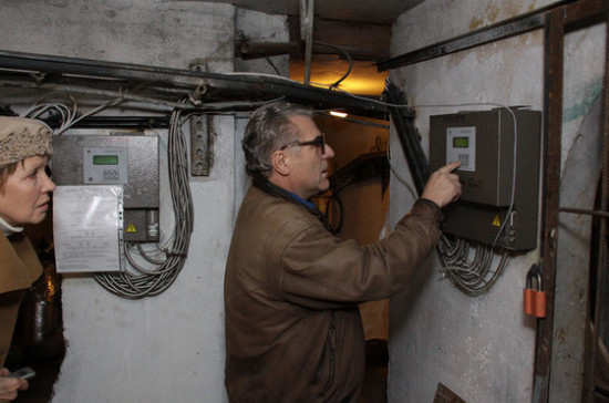 Газовиков принудят взимать плату по счётчикам, а не нормативу