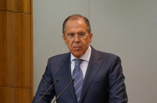 Лавров пояснил Тиллерсону повод введения ответных мер России на санкции США