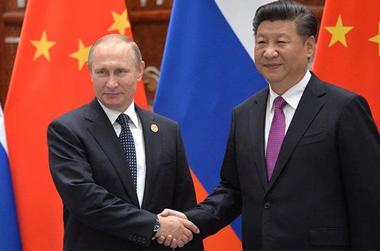 Владимир Путин и Си Цзиньпин встретятся в сентябре в Китае