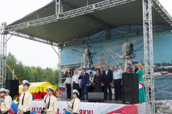 Депутат Романов: «поселок Понтонный — наш общий дом»