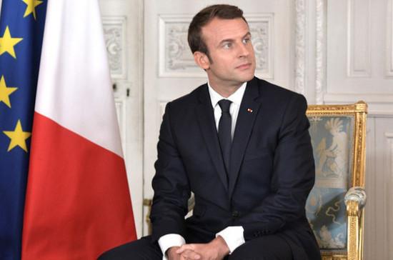 Французы отказались оплачивать расходы жены президента Макрона