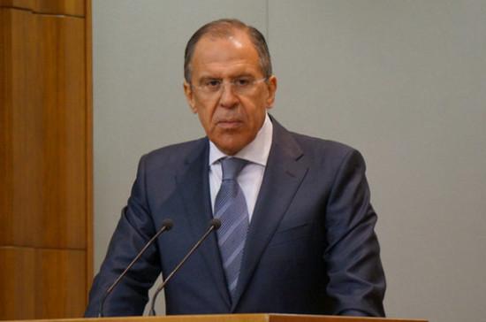 Оппозицией в разных странах мира руководят из посольств США — глава МИД РФ