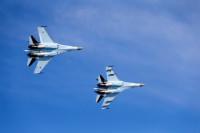 Истребители РФ перехватили за неделю четыре иностранных самолёта-разведчика