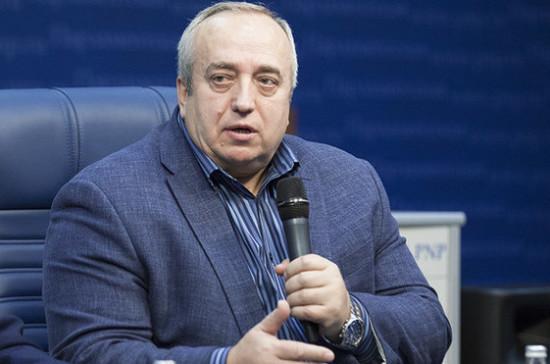 Клинцевич назвал поддержку освобождения Сирии лучшим ответом РФ на санкции США