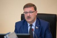 Косачев назвал закономерным решение Ирана увеличить бюджет ракетной программы после санкций США