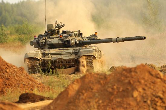 Российская Федерация вближайшем будущем начнет поставки Т-90 вИрак