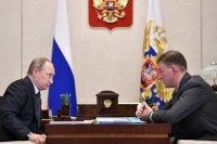 Путин поручил разобраться с аварийным жильём и долгами по зарплате в Псковской области