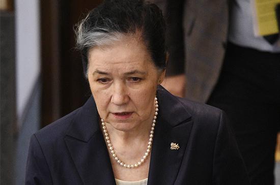 Законодательный проект ореновации в областях будет внесён вконце осени - Хованская