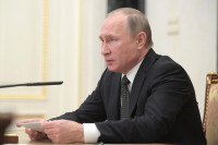Путин: организаторы «групп смерти» не отличаются от убийц