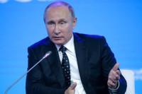 Путин анонсировал большую работу Госдумы над бюджетом