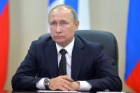 Путин поздравил Индию с 70-летием независимости