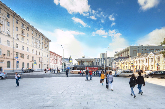 В столице России пройдут бесплатные экскурсии обистории старинных улиц
