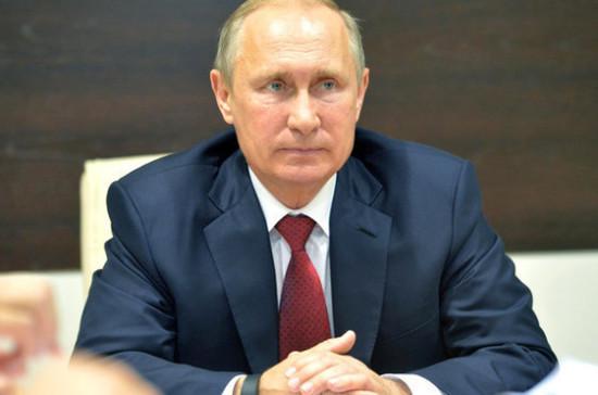 Путин поручил проверить работу автоматической системы по формированию цен на авиабилеты