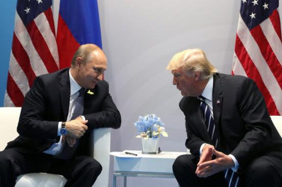 Путину вмире доверяют больше людей, чем Трампу