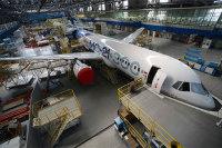 Рогозин рассказал, когда начнётся производство самолёта нового поколения МС-21