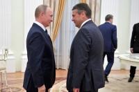 В Германии от главы МИД потребовали объяснений после встречи с Путиным