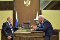 Врио губернатора Томской области пообещал Путину разобраться с аварийным жильём для обратившихся на «Прямую линию»