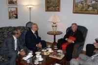 Депутат Гаврилов призвал к продолжению сотрудничества с Ватиканом